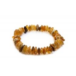Bracelet Ambre multicolore pour Enfants