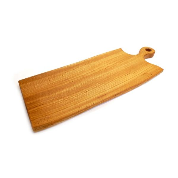 Planche à découper en bois d'ormeau