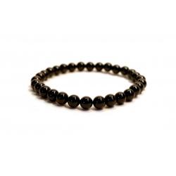 Bracelet en Agate noire